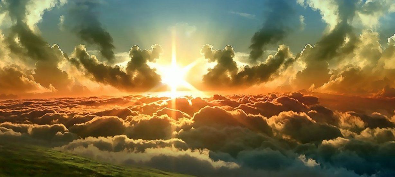 gloria de deus